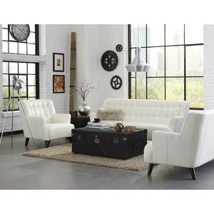 New York Configurable Living Room Set Lazzaro Leather