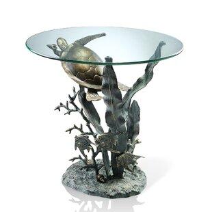 Turtle Sea End Table