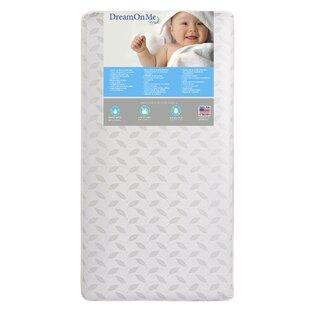 Innerspring 7 Crib & Toddler Mattress by Dream On Me