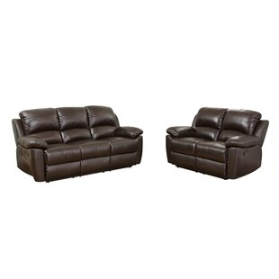Veazey 2 Piece Reclining Living Room Set by Darby Home Co