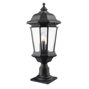 Big Save Bibb 3-Light Pier Mount Light By Fleur De Lis Living