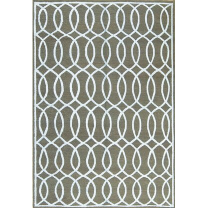 White Area Rugs Perigold