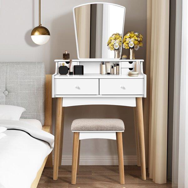Bedarra Vanity Set With Mirror