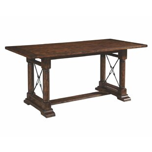 Attic Counter Height Extendable Solid Wood Dining Table by Broyhill®