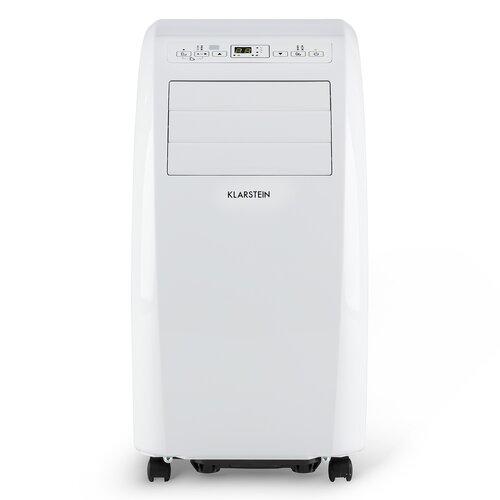 Rome Metrobreeze Portable Air Conditioner with Remote Klarstein Finish: White