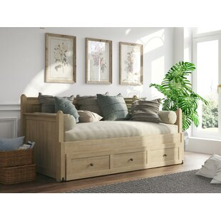 Cottage Twin Daybed with Trundle