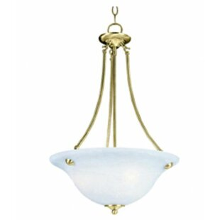 Purchase Barrett 3-Light Bowl Pendant By Andover Mills