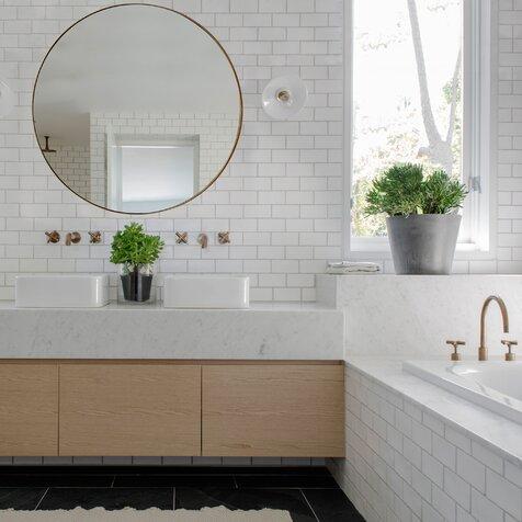 Modern U0026 Contemporary Bathroom Design