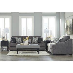 Nicholls Upholstery Living Room Set