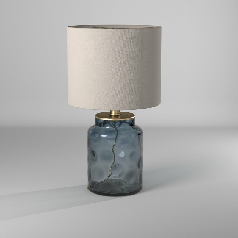 "Highland Dunes Gauron 16/"" Table Lamp"