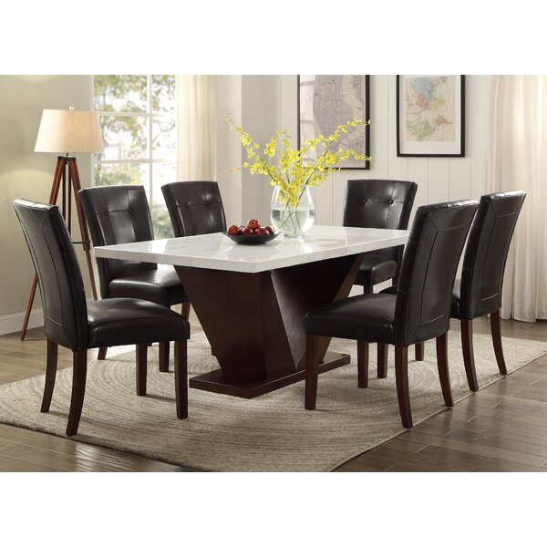 ACME Furniture Forbes Marble Dining Table Reviews