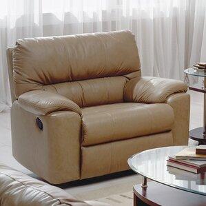 Yale Manual Swivel Rocker Recliner by Palliser Furniture