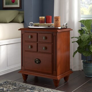 2 Drawer Night Stand by Darby Home Co SKU:DE467316 Price Compare