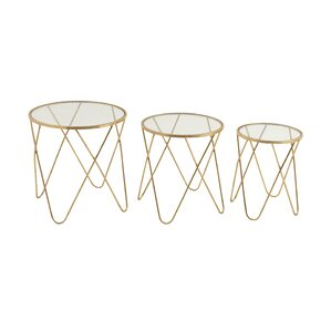 3 Piece End Table Set by C..
