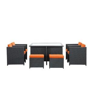 Round Patio Cushions | Wayfair