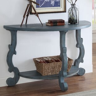 Best Nash Console Table By Rosecliff Heights