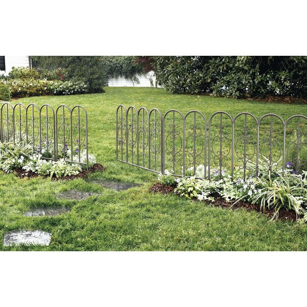 Plow Amp Hearth 32 In X 72 In Montebello Fencing With Gate