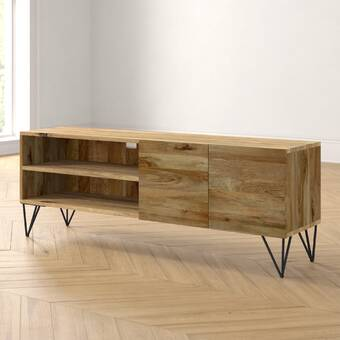 Wade Logan Celine Tv Stand For Tvs Up To 50 Reviews Wayfair