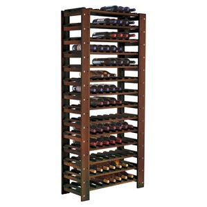 Glenford 126 Bottle Floor Wine Rack by Darby Home Co