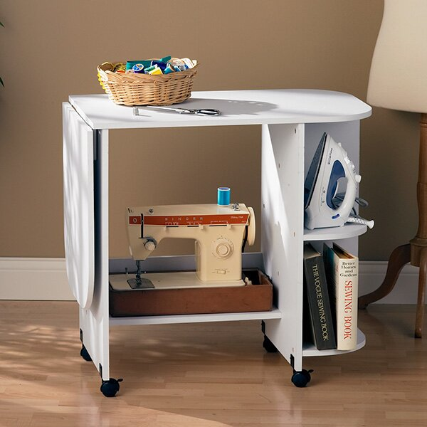 walmart savannah com ip sewing mobile folding desk