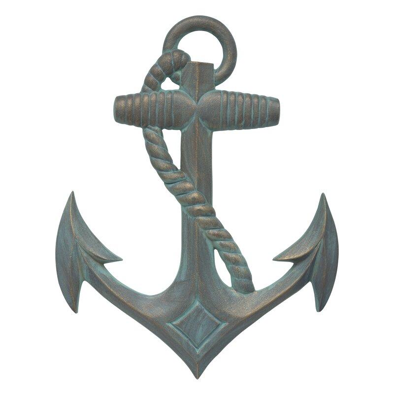 Nautical Anchor Wall Décor