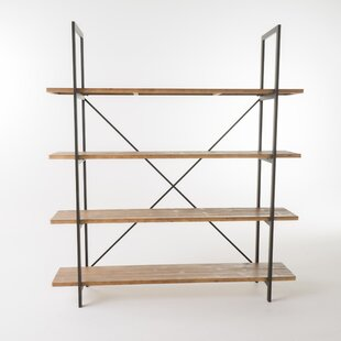 Modern Contemporary Rustic Bookshelf