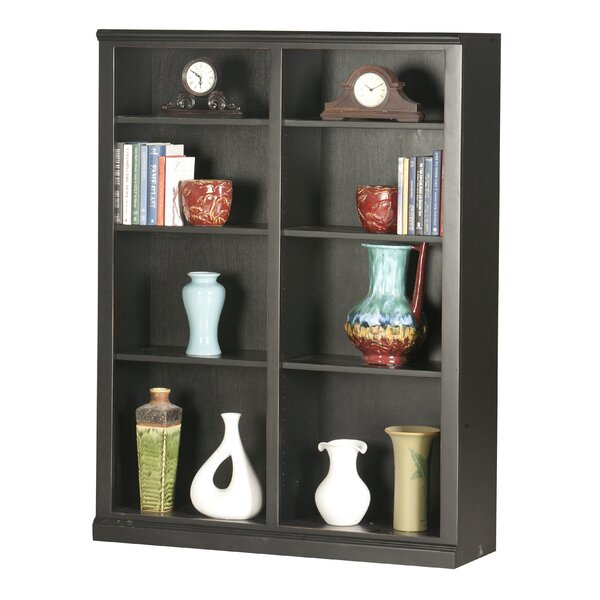 double bookcases bookcase cherry product
