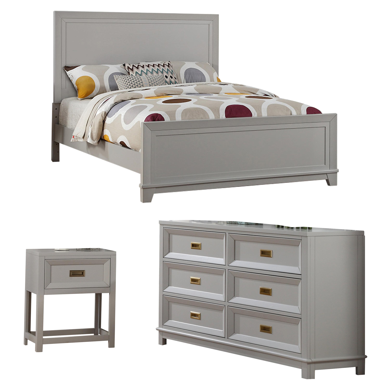 Mistana Tallassee Panel Configurable Bedroom Set Reviews Wayfair