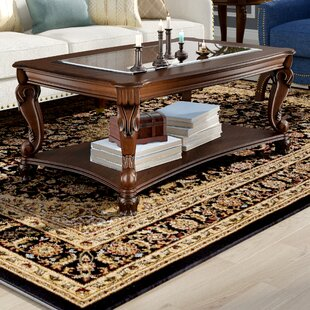 Coupon Beacom Coffee Table by Astoria Grand