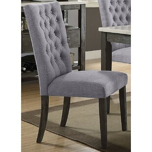 Zariah Upholstered Dining Chair (Set of 2)