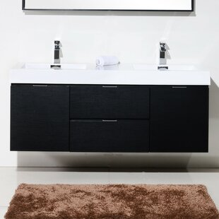 Modern & Contemporary Bathroom Vanities You\'ll Love | Wayfair