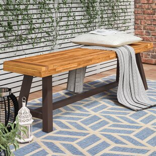 Modern Contemporary Outdoor Picnic Table And Bench AllModern - Wooden picnic table without benches