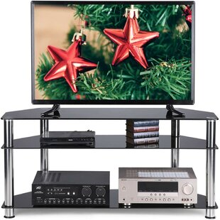 Floor TV Stand for TVs up to 60 by Ktaxon