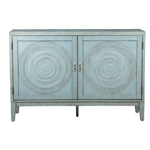 Devonne Embossed 2 Door Cabinet