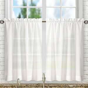 Guida Tailored Tier Curtain