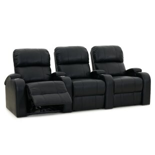 Storm XL850 Home Theater Lounger (Row of 3) Octane Seating
