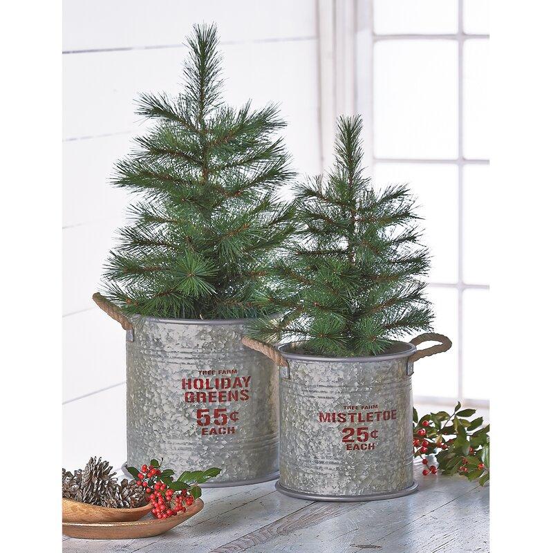 Holiday Bucket Set