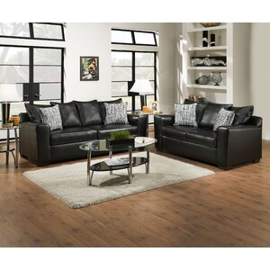 Simmons Upholstery Newburyport Sleeper Sofa by Wade Logan