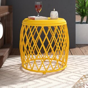 Looking for Quigley Outdoor Iron End Table By Wrought Studio