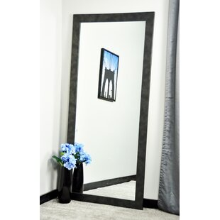 Look for Bedlington Vintage Black Tall Vanity Wall Mirror By Williston Forge