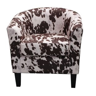 Price Check Drummond Barrel Chair ByMillwood Pines