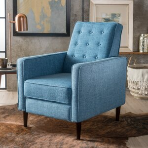 Palatine Fabric Recliner by Andover Mills
