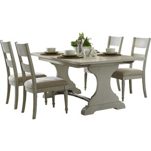 Bleau 5 Piece Extendable Dining Set By Lark Manor