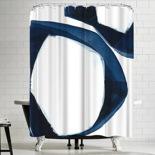 Olimpia Piccoli Begin Again Shower Curtain By East Urban Home