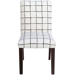 Black Buffalo Check Chair Wayfair