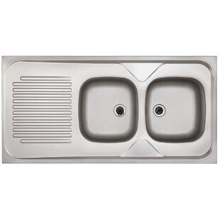 Kitchen Corner Sinks Uk Kitchen corner sink unit wayfair 60 x 145cm sink unit workwithnaturefo