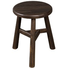 Escobar Farmhouse Dining Stool by Wildon Home