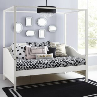 Jereme Canopy Daybed & Canopy Daybeds Youu0027ll Love | Wayfair