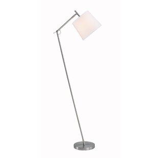 Best Price Manke 60 Task Floor Lamp By Orren Ellis