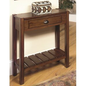 small console table - Thin Console Table